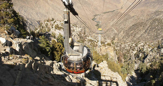 OVERNIGHT ACCOMMODATIONS TWO AERIAL TRAM PASSES FREE PARKING